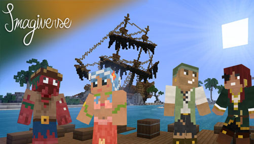 Pirates and Fishfolk Skin Pack