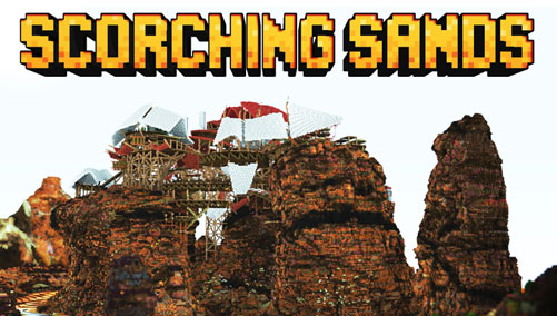 Scorching Sands World